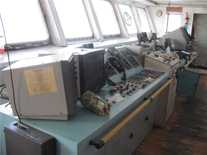 船舶驾驶台