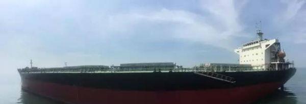 """""""千万里我追寻着你"""" 宁波海事法院扣押最大吨位涉案"""